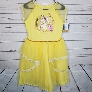 Beauty and the Beast Costume Dress - Girls Size XL
